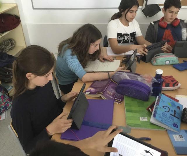 Ramón Grau, Quatre Cantons, Pedagogías renovadoras