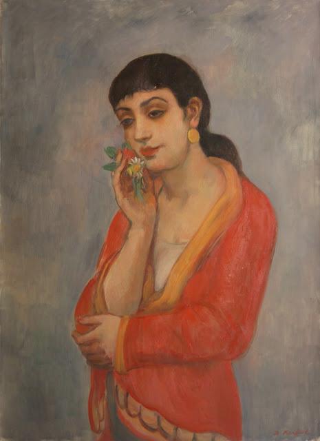 Bernard Karfiol - Havana Beauty - 1945