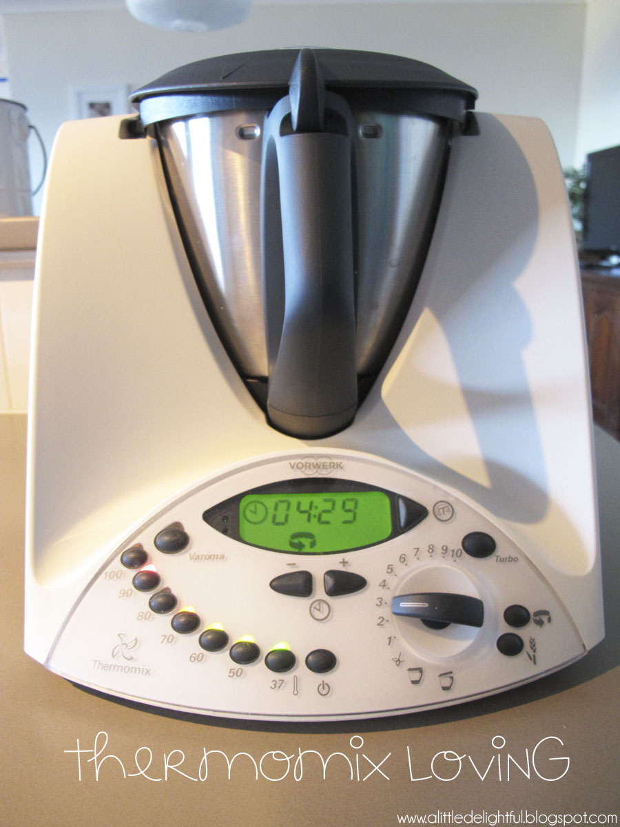 little delightful – thermomix loving