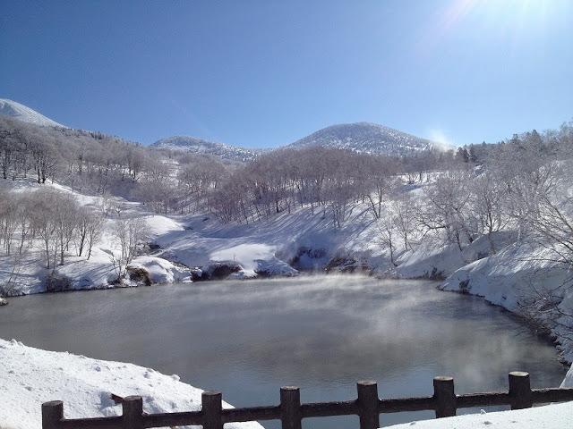 Sukayu Onsen, Lake Towada