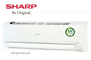 Harga AC Sharp