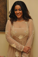 Mumaith Khan in Beig Skin Colored Anarkali Dress at Kalamandir Foundation 7th anniversary Celebrations ~  Actress Galleries 032.JPG