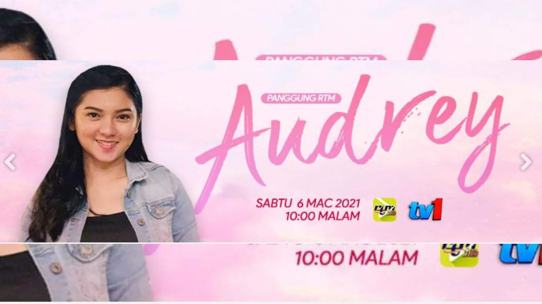 Telefilem Audrey di TV1