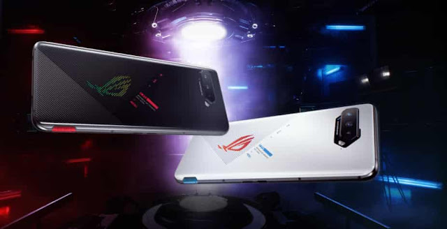 Asus Rog Phone 5 series specifications and price