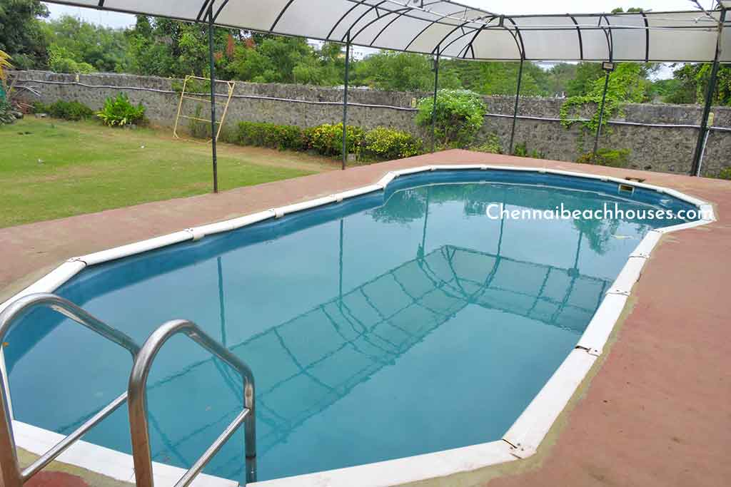farm house for bachelor party in ecr