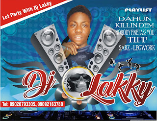 Nigeria latest music download, Dj Lakky, answer Mixtape, Coolbaseafrica