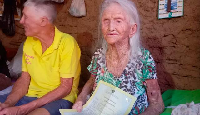 Pernambucana de 116 anos comemora Dia das Mães