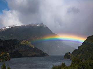 rainbow-rain-drops-