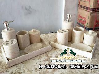 Bathroom set Marmer, Kamar Mandi Set Minimalis