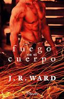 Fuego en el cuerpo 1, J.R. Ward