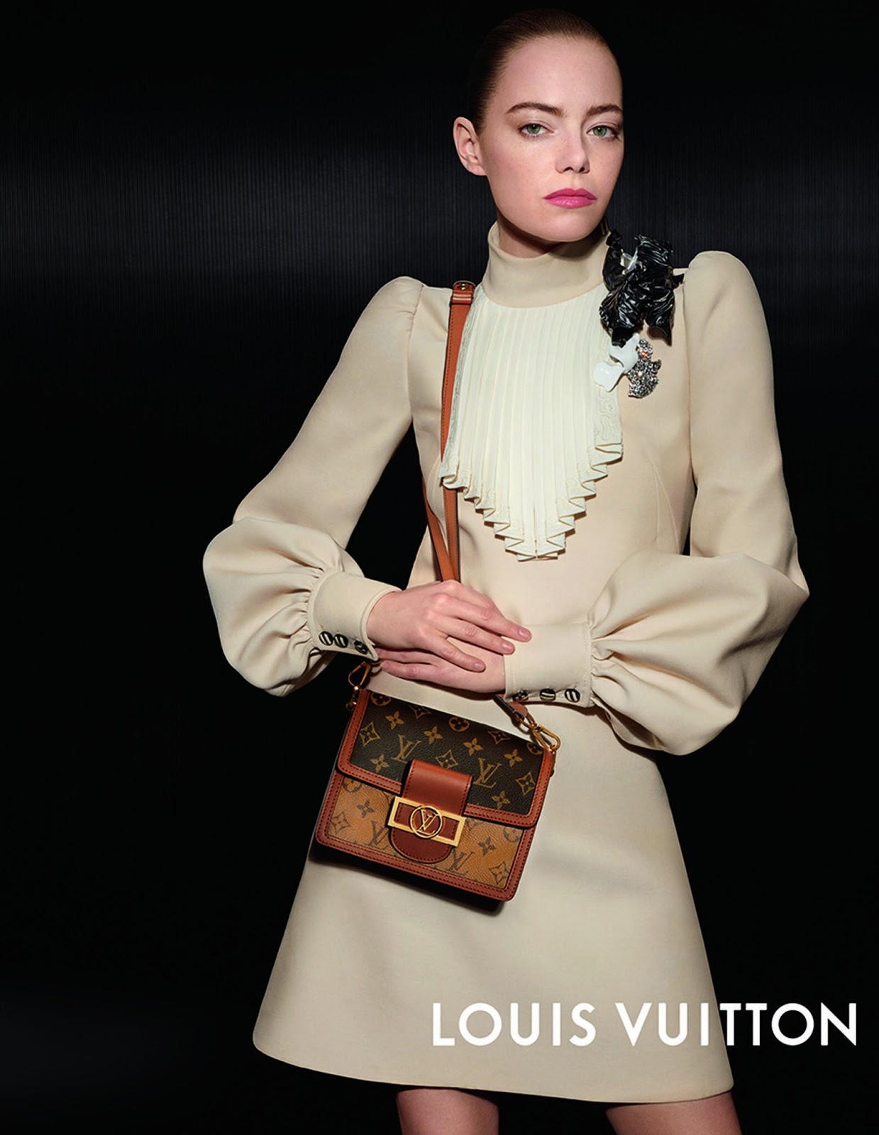 Emma Stone is the Shining Star of Louis Vuitton's SS20 Campaign