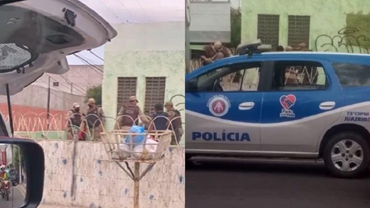 Casal é flagrado tendo relações íntimas em Avenida do Centro de Juazeiro (BA) - Portal Spy Noticias Juazeiro Petrolina