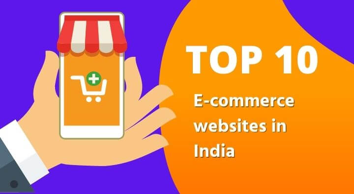 Top 10 E-commerce websites in India