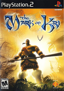 The Mark of Kri (PS2) 2003