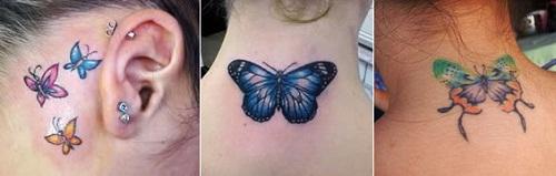Modelos tatuagens pequenas 2015 para mulheres