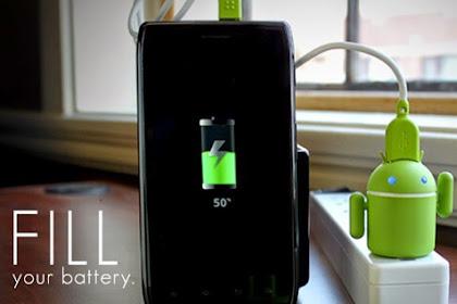 4 Cara Mudah Mempercepat Pengisian Android