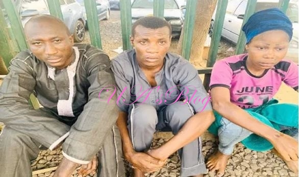 How We Sold Nigerians Into Slavery In Libya - Suspects Make Startling Confession
