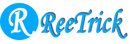 ReeTrick Logo All Type Logo