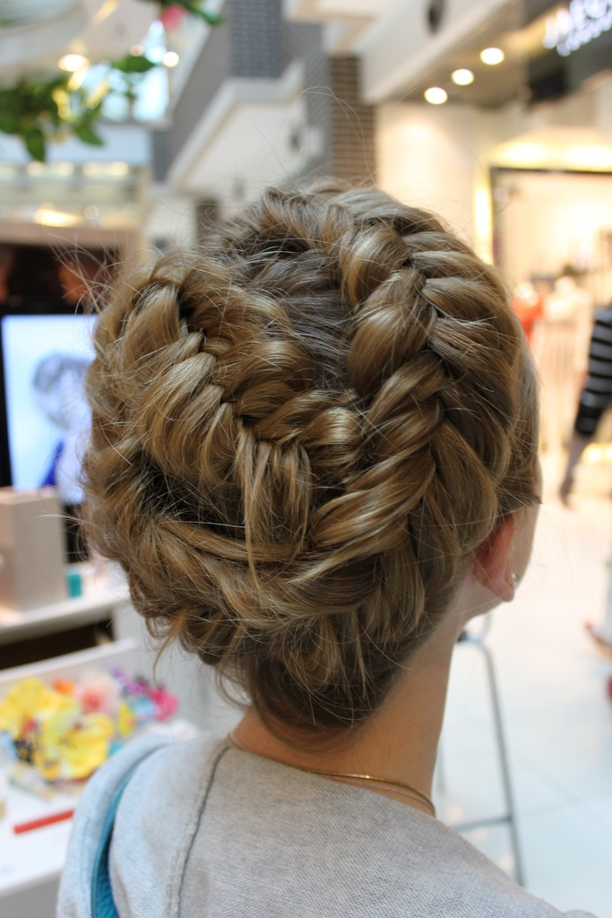 Braid Hairstyles 201213 for Asians  Party Hair Fashion  She9  Change the Life Style