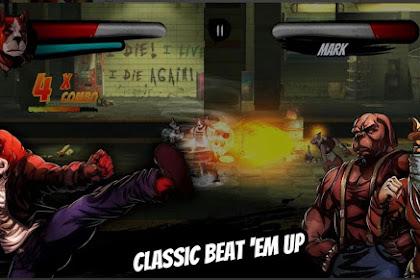 Game Fighting Android Ringan WarDogs Red Return APK