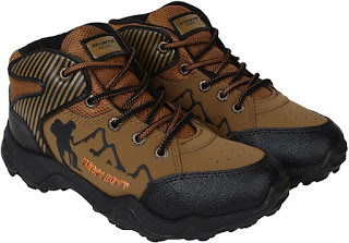 Hiking & Trekking Shoes For Men (Multicolor