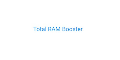 Total RAM Speed Booster Apk Free on Android