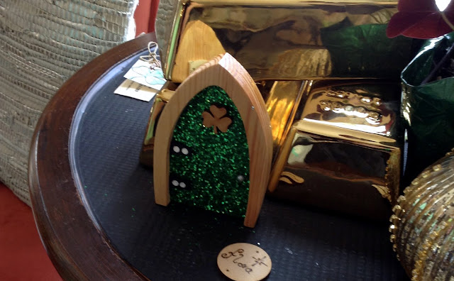 A Fairy Door in Dublin, Ohio #SoDublin #IrishisanAttitude