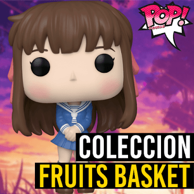 Lista de figuras Funko POP Fruits Basket