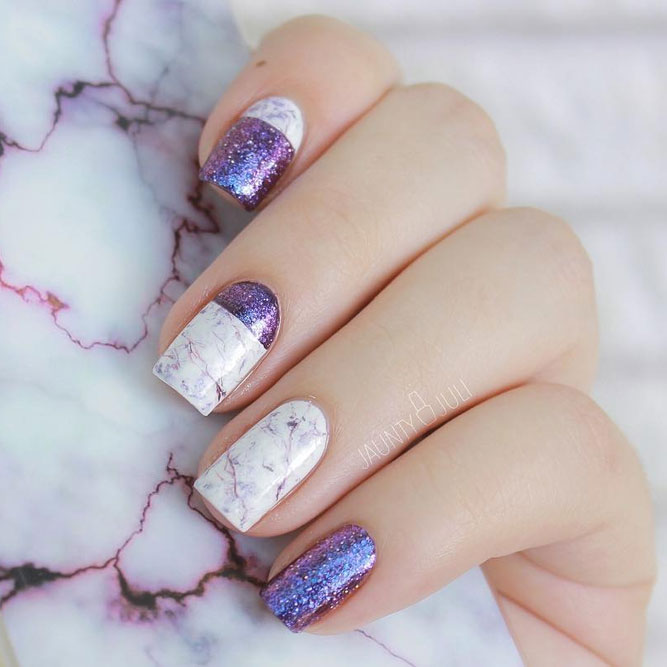 Elegant Nail Art Designs For Formal Looks