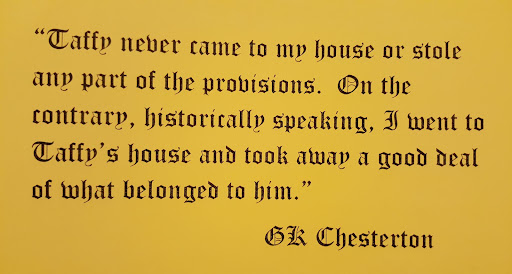 Chesterton Knew The Importance of Ecumenical Dialogue