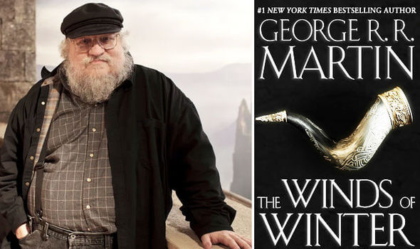 Will George R.R. Martin ever finish writing Game of Thrones books?
