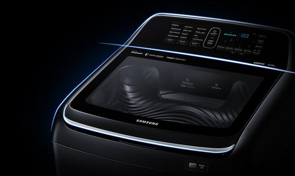 Máy giặt Samsung WA16N6780CV/SV