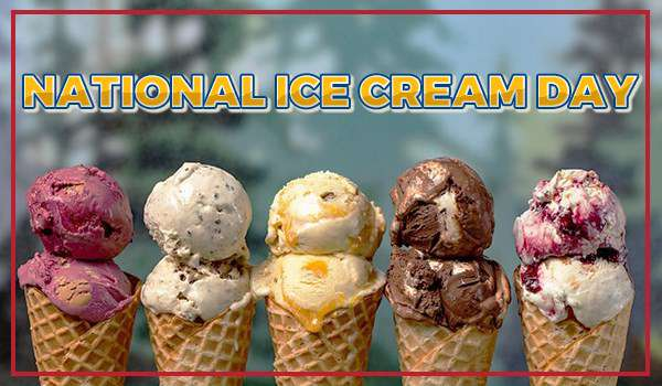 National Ice Cream Day Wishes Awesome Images, Pictures, Photos, Wallpapers