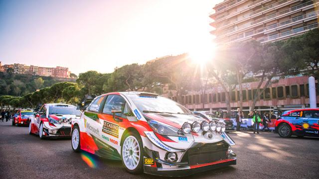 WRC Calendar 202