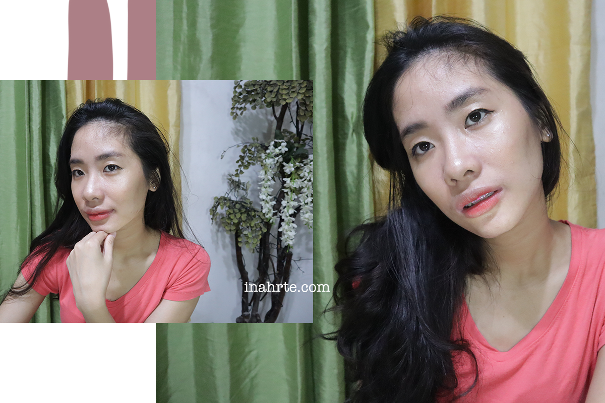 inahrte makeup tutorial how to pinoy products