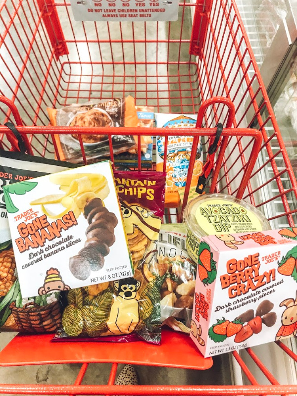 north carolina blogger, trader joes, trader joes haul, lifestyle blogger