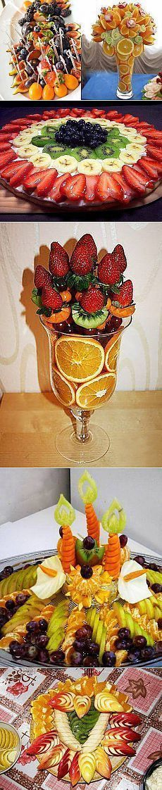 Trendy fruit salad creative for party #Article