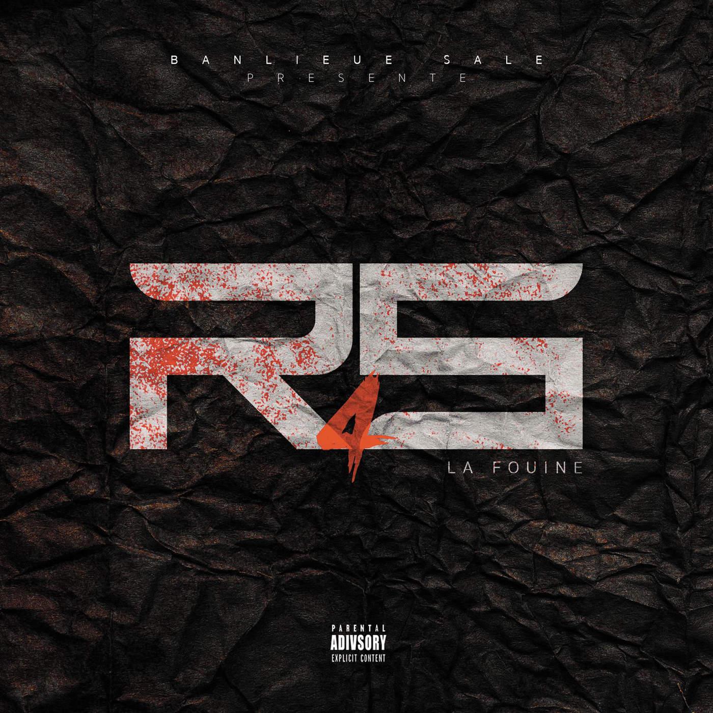 La Fouine - RS4 - Single Cover