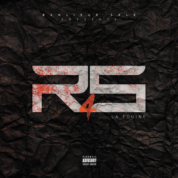 La Fouine - RS4 - Single Cover