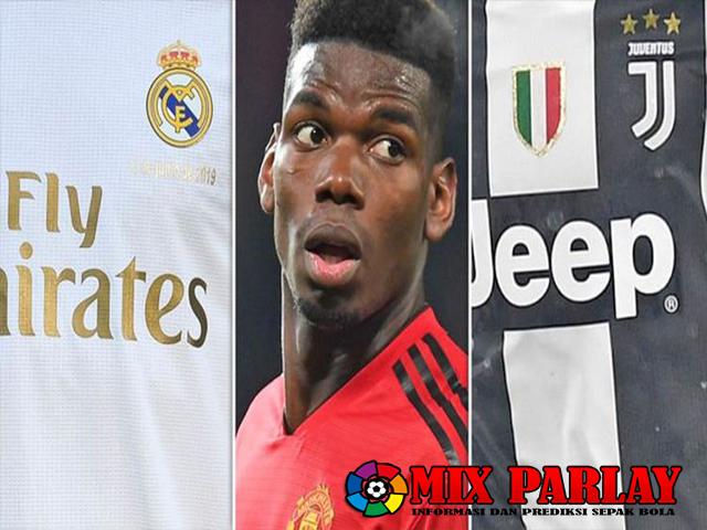 Rumor Transfer : Real Madrid Merasa Yakin Pogba Akan Menolak Untuk Kembali Ke Juventus Lagi