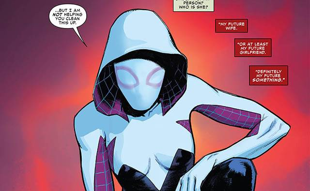 Fakta-fakta Spider-Gwen (Earth-65)