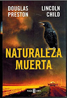 Naturaleza muerta, de Douglas Preston y Lincoln Child