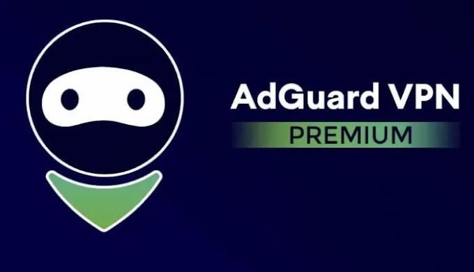 AdGuard VPN v1.2.116 Premium APK