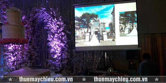 cho thuê máy chiếu giá rẻ tại TpHCM, Hà Nội, Vũng Tàu