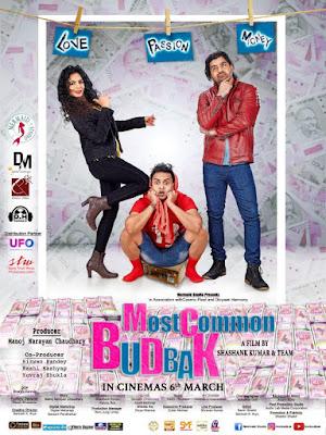 Most Common Budbak (2020) Hindi 720p WEB HDRip HEVC x265