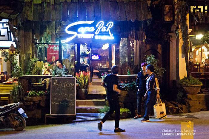 Sapa Bar Vietnam