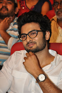 sudheer babu at Chuttalabbayi Movie audio Launch