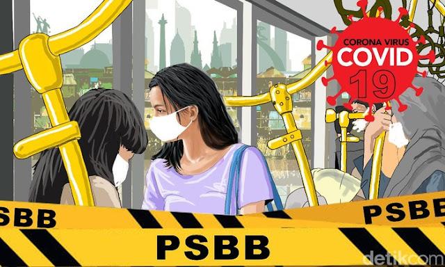 PSBB Jakarta Sudah Berakhir, Kemenhub: Transportasi Masih Dibatasi