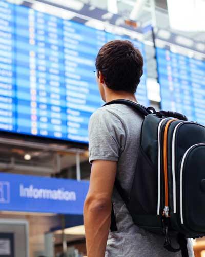 10 Tips Aman Berwisata Menggunakan Bus Untuk Para Traveller - Jangan terlamabat menuju Terminal Bus