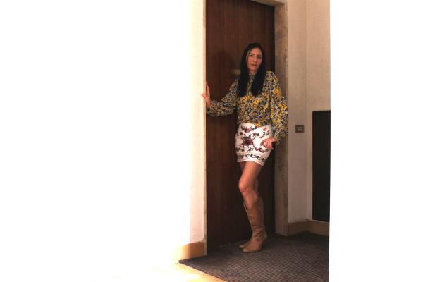 outfit, look floreale, floreal look, fashionblogger, shein, gonna ricamata, camicia fiorata, come abbinare gonna ricamata, come abbinare camicia floreale, fashion blogger italiana, italian style